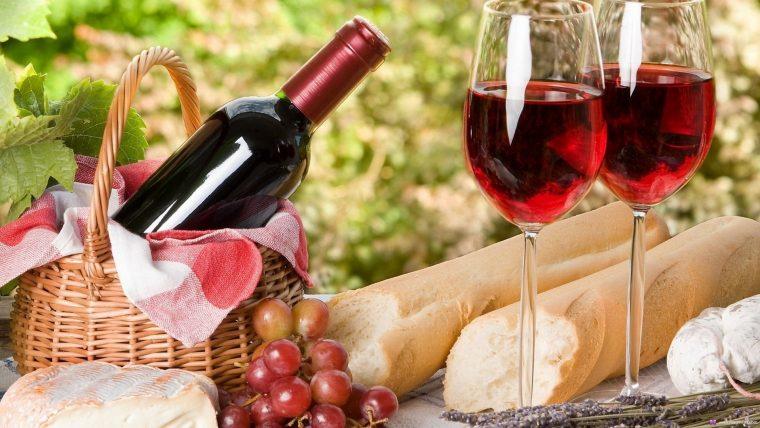 Пять великих вин Франции