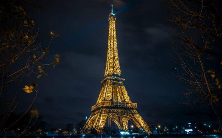 Немного об Эйфелевой башне