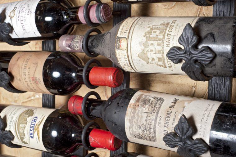 Шато Лафит - вина Бордо высшей категории