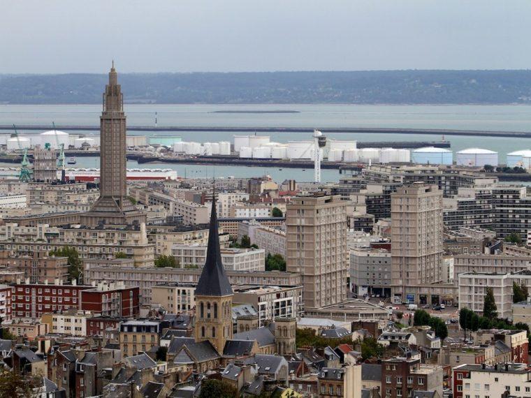 Отдых в Гавре – главном порту Нормандии