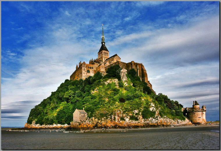 Океаническое побережье севера Франции