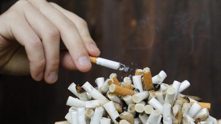 Сигареты из лунной пыли