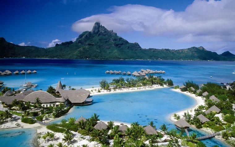 Французская Полинезия - другая Франция