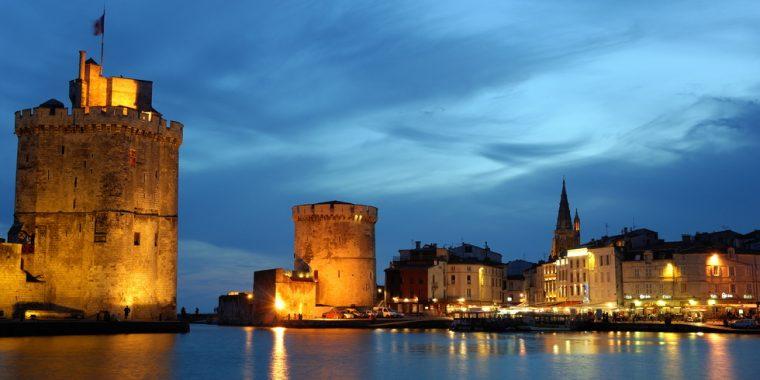 Порт Ля Рошель - берега настоящей Франции