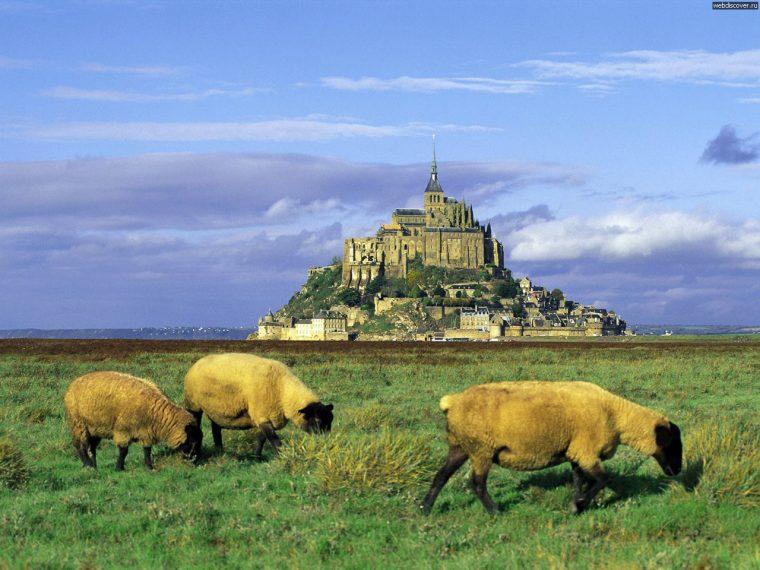 Неповторимая Нормандия