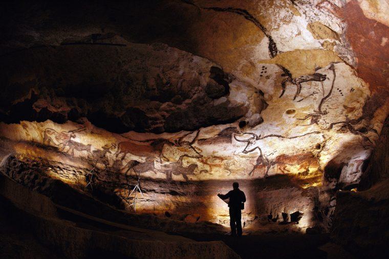 Назад в прошлое - удивительная пещера Ласко